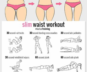workout, exercise, and fitness image