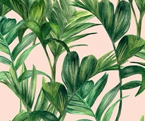 wallpaper, plants, and tumblr image