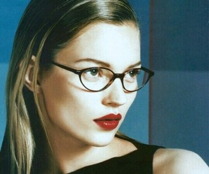 aesthetic, kate moss, and model image