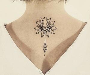 tattoo and lotus image