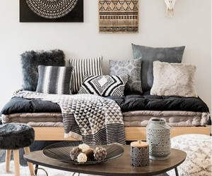 cosy, house, and living room image