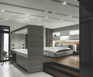 bedroom, luxury, and home image
