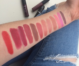 life, swatches, and love image