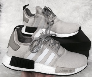 adidas, shoes, and nmd image