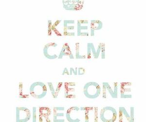 one direction, keep calm, and 1d image