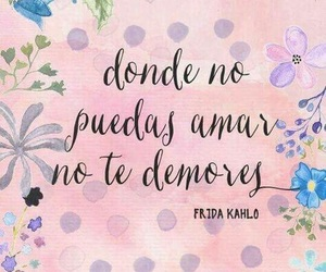 wallpaper, frases, and frida kahlo image