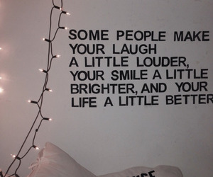 quotes, indie, and lights image