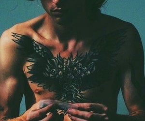 tattoo and weed image