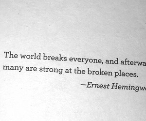 books, broken, and quotes image