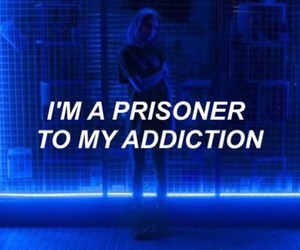 blue, aesthetic, and alternative image