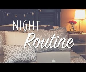 girly, night, and video image