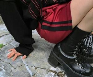 fashion, grunge, and girl image