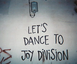 joy division, dance, and music image