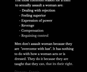 empowerment, woman, and sexual assault image