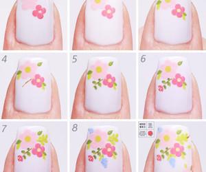 diy, moda, and nails image