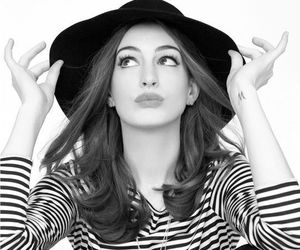 Anne Hathaway and beauty image