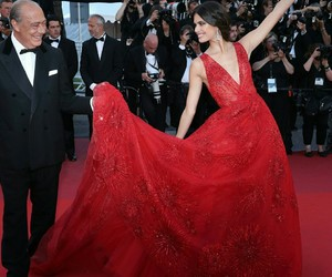 sara sampaio, cannes, and dress image