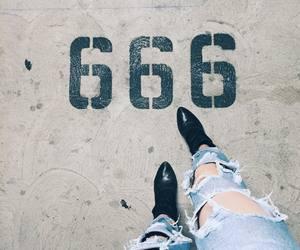 tumblr, 666, and acacia brinley image