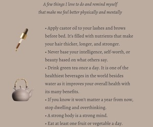tips and self care image