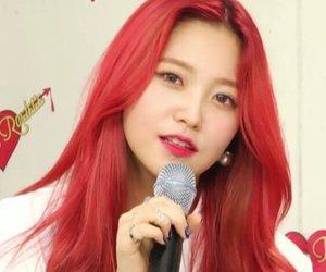 red velvet, girl, and yeri image