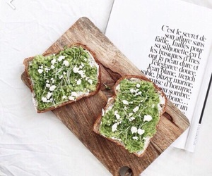 food, green, and healthy image