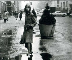 david bailey, jean shrimpton, and woman image
