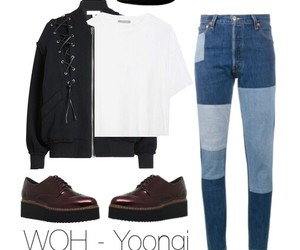 fashion, bts, and jhope image