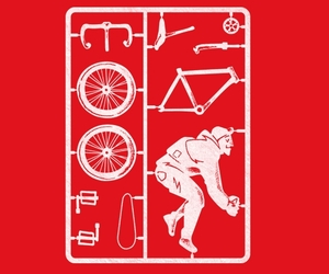 bicycle, craft, and cycling image