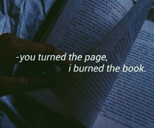 book, hurt, and lost image