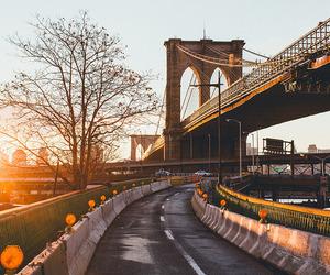 travel, city, and bridge image