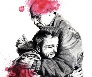 artsy, breaking bad, and crying image