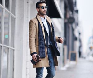 fashion, style, and men image