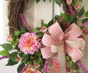 etsy, grapevine wreath, and back door wreaths image