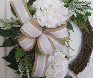 etsy, spring wreath, and summer wreath image