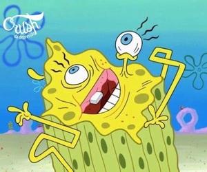 meme, mood, and sponge bob image