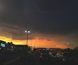 pretty skies, sunset, and fuckin aesthetics man image