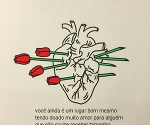 bad, heart, and frase image