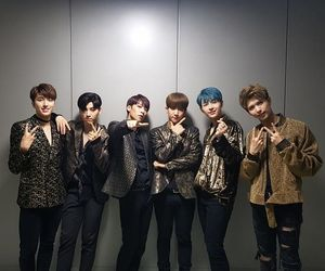 kpop, taewoong, and snuper image