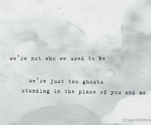 black and white, Lyrics, and songs image