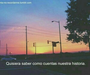 love, frases, and history image