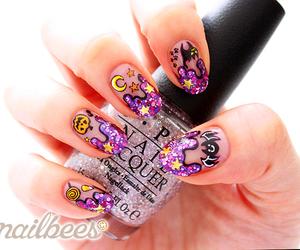beauty, kawaii, and nail art image