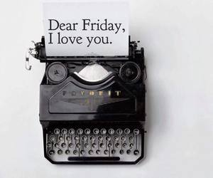 friday, happiness, and weekend image