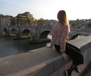 fashion, italy, and vacation image
