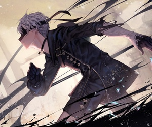 9s and nier+automata image