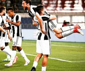 football, Juventus, and paulo dybala image