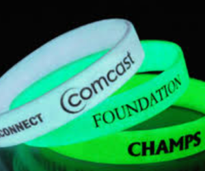 wristbands, silicone wristbands, and glow in dark wristband image