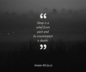 quote, ali as, and sayings image
