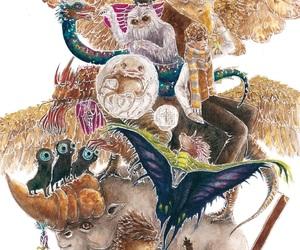 art, film, and fantastic beasts image