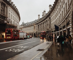 london, shopping, and street image