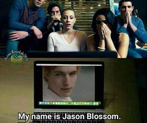 riverdale, jason blossom, and cole sprouse image